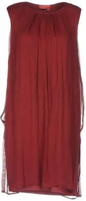 Manila Grace DENIM Short dresses - Item 34712761LW