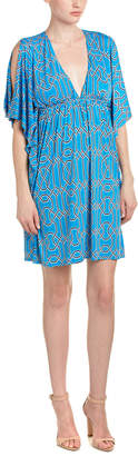 T-Bags LosAngeles tbagslosangeles Tbagslosangeles Split Sleeve Dress