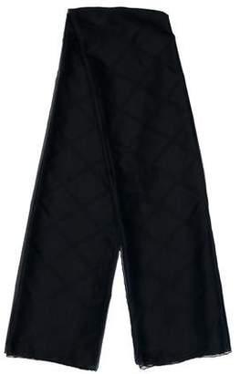Chanel Silk CC Shawl
