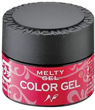 N°21 (ヌメロ ヴェントゥーノ) - Melty Gel カラージェル N21 ベージュピンク 3g ナチュラルスキンシリーズ