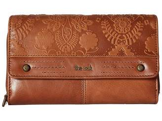 The Sak Sequoia Extra Large Wallet