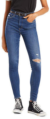 Levi's Wanna Be High-Rise Super Skinny Jeans