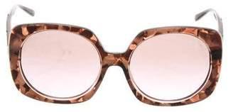 Michael Kors Ula Marbled Sunglasses