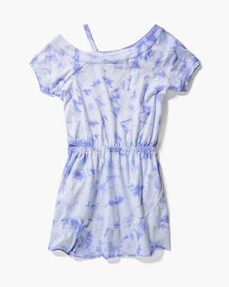 Splendid Girl One Shoulder Tie Dye Dress