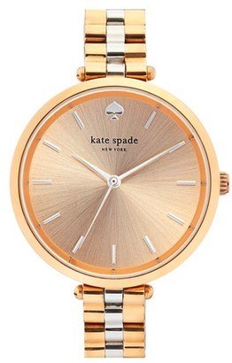 Women's Kate Spade New York 'Holland' Bracelet Watch, 34Mm $225 thestylecure.com