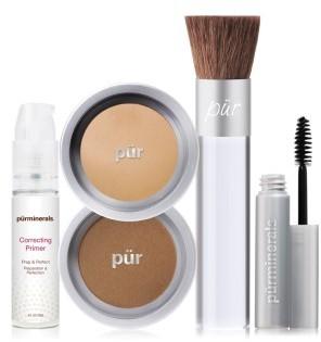 Pur Minerals 5-Piece Start Now Kit - Light