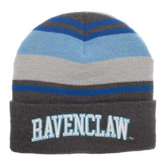 9a4a472d875 Bioworld Harry Potter Ravenclaw Stripe Cuff Beanie