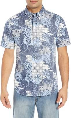 19a00d85a9b8 Reyn Spooner Regular Fit Hookipa Sport Shirt