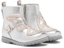 Sophia Webster Baby's& Kid's Mini Karina Ankle Boots