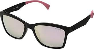 GUESS Women's Acetate Square Sunglasses