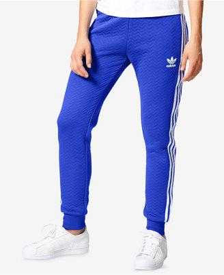 adidas Originals Cuffed Track Pants $60 thestylecure.com