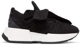 MM6 MAISON MARGIELA SSENSE Exclusive Black Bow Sneakers