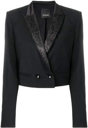 Pinko cropped blazer