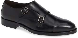 To Boot Koning Double Buckle Monk Shoe
