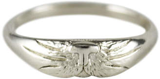 Stefanie Sheehan Jewelry Silver Cat Ring