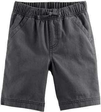 Boys 4-10 Jumping Beans Pull On Shorts