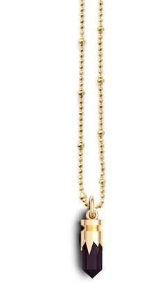 Kasun - Bullet Necklace Gold
