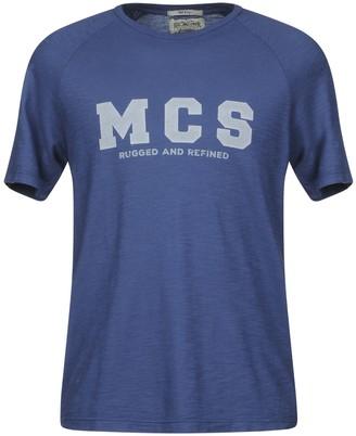 Marlboro Classics MCS T-shirts