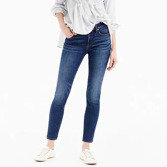 "J.Crew Tall 8"" toothpick jean in Vista wash"