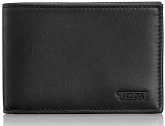 Tumi Delta ID Lock Shielded Slim Single Billfold