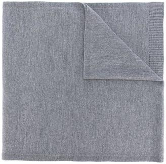 Sunspel knitted scarf $102.61 thestylecure.com