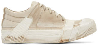 Boris Bidjan Saberi Off-White Bamba 1 Sneakers