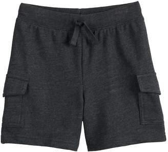 Toddler Boy Jumping Beans French Terry Cargo Shorts