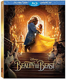 Disney Beauty and the Beast - DVD & Blu-ray