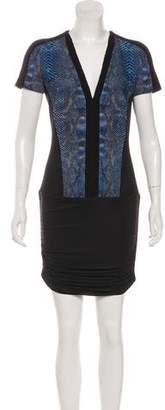 Barbara Bui Printed Knee-Length Dress