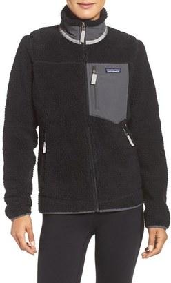 Women's Patagonia Classic Retro-X Fleece Jacket $199 thestylecure.com