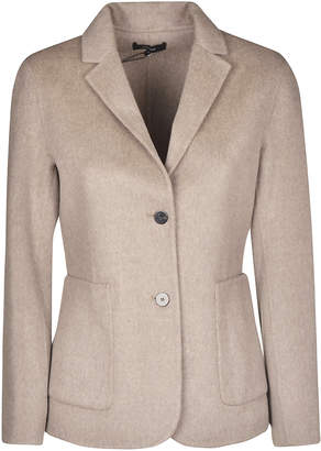 Theory New Divide Luxe Blazer