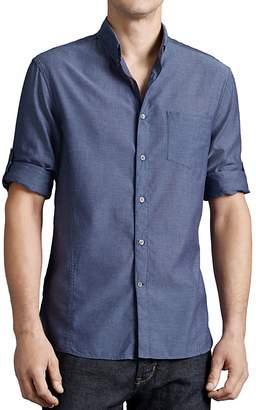John Varvatos Basic Button-Down Shirt - Slim Fit