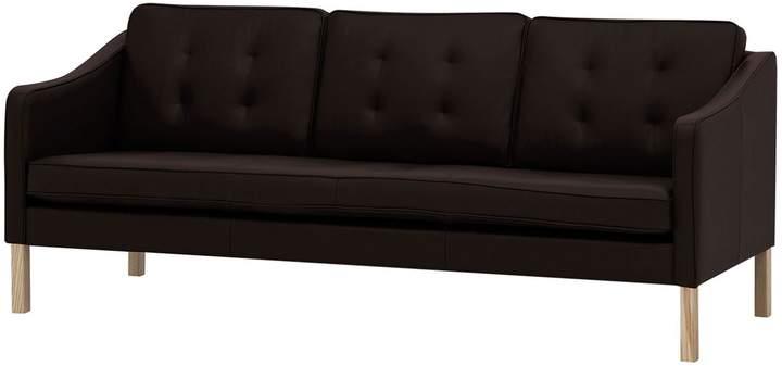 Sofa Risor (3-Sitzer) Echtleder