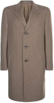 Canali Cashmere Overcoat