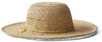 Straw floppy hat $19.95 thestylecure.com