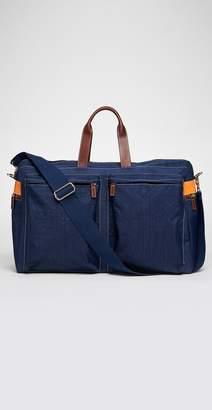 J.Mclaughlin Sailcloth Weekender Bag