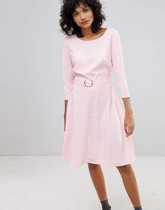 DAY Birger et Mikkelsen 2nd 2ndday Ring Belted Midi Dress