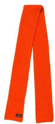 Polo Ralph Lauren Cashmere Rib Knit Scarf
