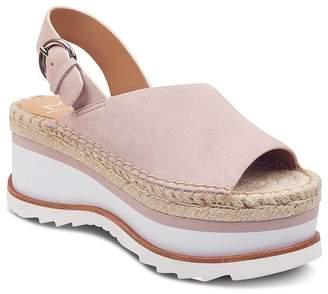 5c2d68e972a7 Marc Fisher Suede Upper Women s Sandals - ShopStyle