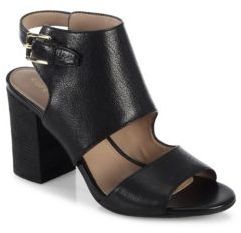 Cole Haan Kathlyn Leather Booties $150 thestylecure.com