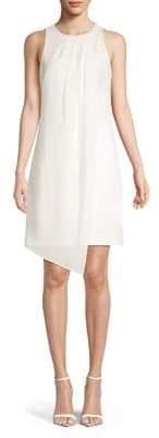 Kensie Overlay Shift Dress