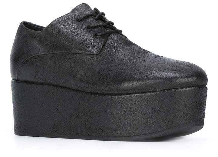 Marsèll platform lace-up shoes