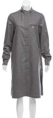 Chloé Long Wool Coat w/ Tags