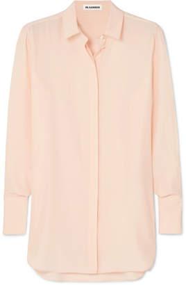 Jil Sander Silk Shirt - Pink