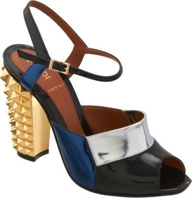 Fendi Polifonia Sandal