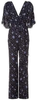 Nicholas Ditsi Floral Wrap Jumpsuit