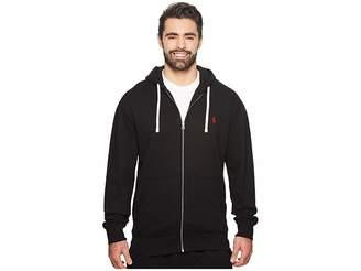 Polo Ralph Lauren Big Tall Classic Fleece Full-Zip Hoodie