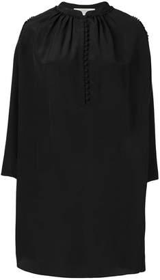 Vanessa Bruno mandarin collar shift dress