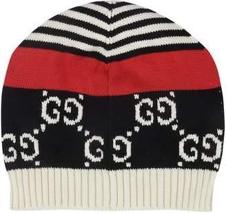 7674254fad2 Gucci Blue Men s Hats - ShopStyle