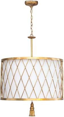Regina-Andrew Design REGINA ANDREW DESIGN Clove Large Drum Pendant Light